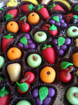 Food, Confection, Sweet, Desktop, Fruit, Almond, Color