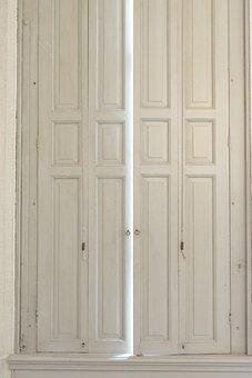 Indoors, Door, House, Wood, Classic, Manor, Old