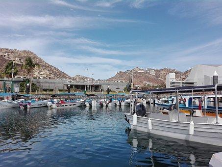 Water, Travel, Sea, Tourism, Harbor, Bay, Marina