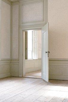 Indoors, Door, House, Wood, Window, Doors, Perspective