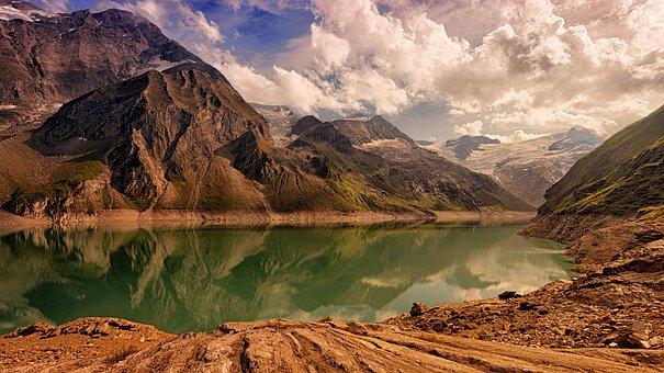 Mountain, Nature, Panorama, Travel, Landscape, Lake