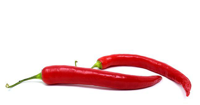 Pepperoni, Red, Edible, Sharp, Pods, Sharpness, Pepper
