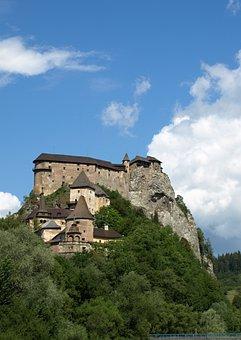 Castle, Slovakia, Orava