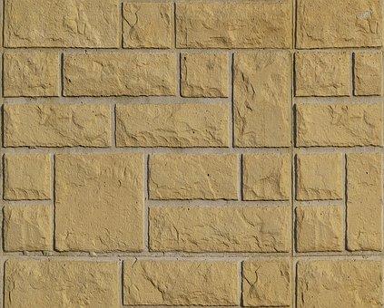 Concrete Wall, Wall, Concrete Element, Texture
