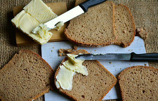 Bread, Butter, Bread And Butter, Whole Wheat Bread