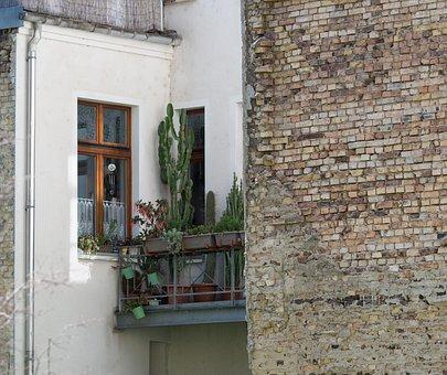 Home, Architecture, Window, Door, Wall, Old, Facade
