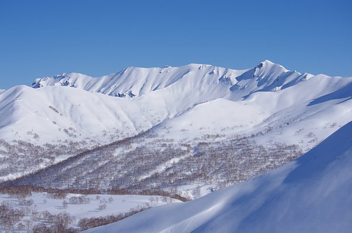 Snow, Mountain, Winter, Ice, Coldly, Ridge, Top, Nast