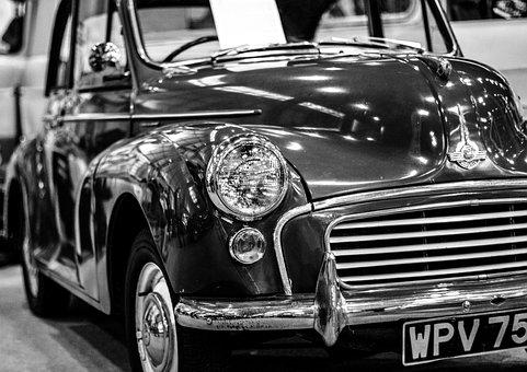 Morris Minor, Morris, Minor, Classic Car, Vintage Car