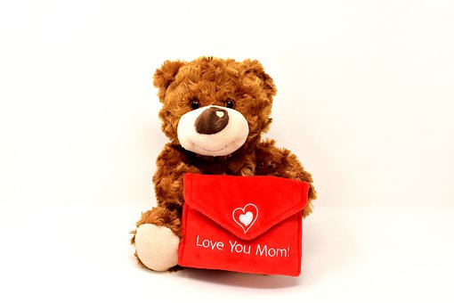 Teddy, Love, Mother's Day, Affection, Soft Toy