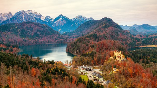 Nature, Mountain, Landscape, Travel, Sky, Alpine