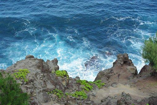 Water, Sea, Seashore, Rock, Nature, Travel, Ocean, Sky