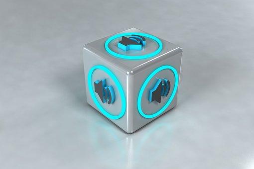 Speaker, 3d, Symbol, Music