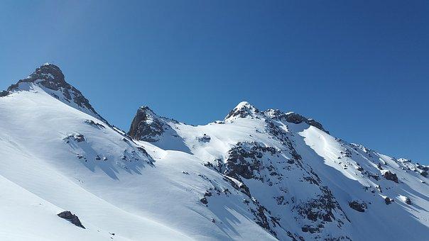 Stone Kar Tip, Alpine, Lech Valley, Parzinnspitze