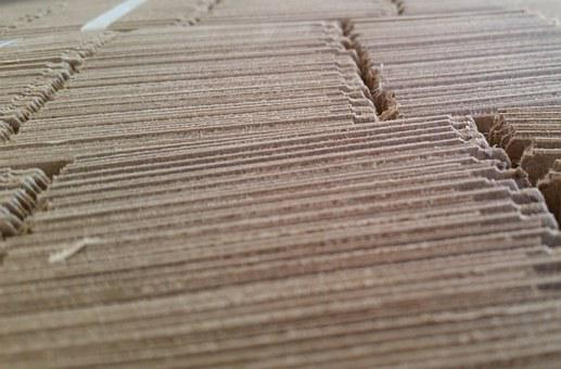 Cardboard, Perspective, Texture, Abstract, Art, Paper
