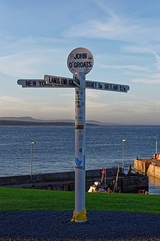 John O'groats, John O'groats Signpost, Attraction
