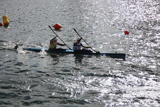 Sport, Canoeing, Water, Boot, Leisure, Water Sports
