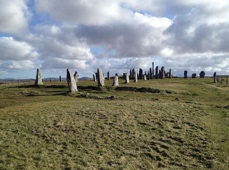 Isle Of Lewis, Callanish, Standing Stones, Scotland