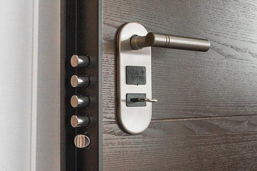 Door, Accessibility, Lock, Doorway, Classical, No
