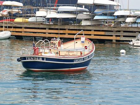 Boat, Anchored, Pier, Harbour, Old, Wooden
