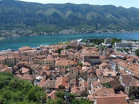 Kotor, Montenegro, Balkan, Historic Center
