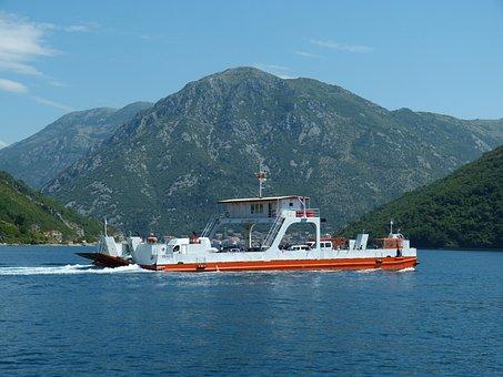 Kotor, Montenegro, Balkan, Mediterranean, Landscape
