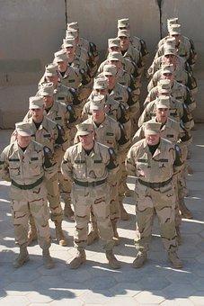Military, Troop, Troops, Infantry, Soldiers