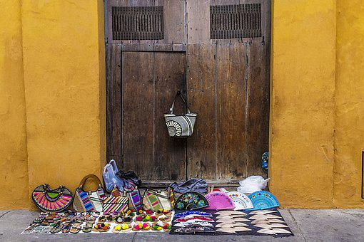 Purses, Doors, Antique, Old, Architecture, For Sale