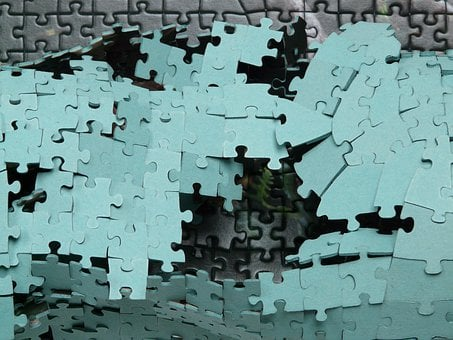 Puzzle, Play, Pieces Of The Puzzle