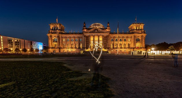 Bundestag, Reichstag, Capital, Architecture, Building