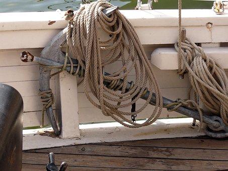 Old Rig, Sailboat, Sea, Sailing Vessel, Sailing, Water