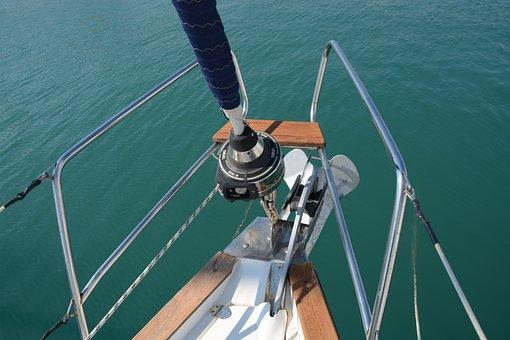 Sea, Ship, Nose, Croatia, Maritime, Yacht, Yachting