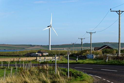 Wind Turbine, Energy, Wind, Turbine, Environment, Sky