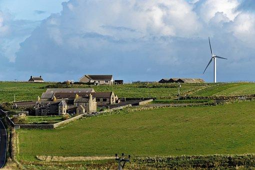 Wind Turbine, Energy, Wind, Turbine, Environment, Sky