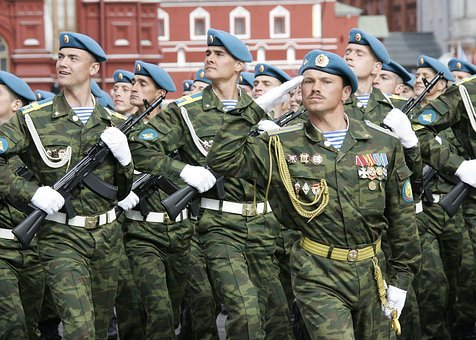 Army, Russian Airborne Troops, Holiday, Vdv, Soldiers