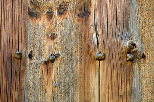Old Wood, Anchoring, Structure, Weathered, Innenausbau