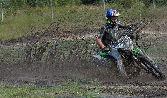 Soil, Sport, Dirt, Action, Adventure, Outdoors, Mud