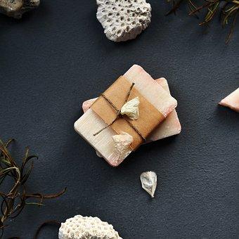 Soap, Gift, Handmade, Bath, Natural, Body, Decoration