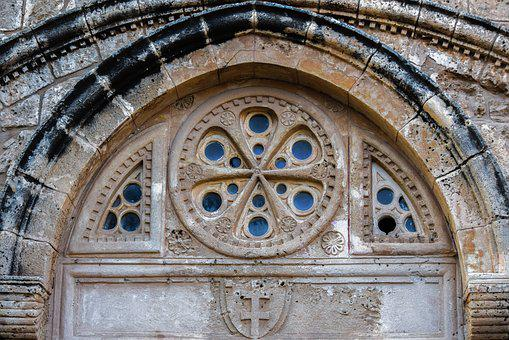 Lintel, Stone, Architecture, Church, Cathedral