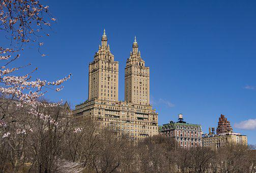 Architecture, Travel, Old, City, Sky, New York, Nyc