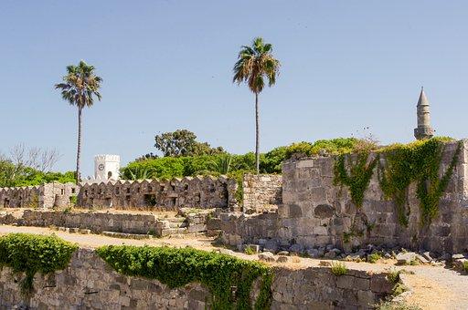Architecture, Travel, Ancient, Old, Tourism, Clock