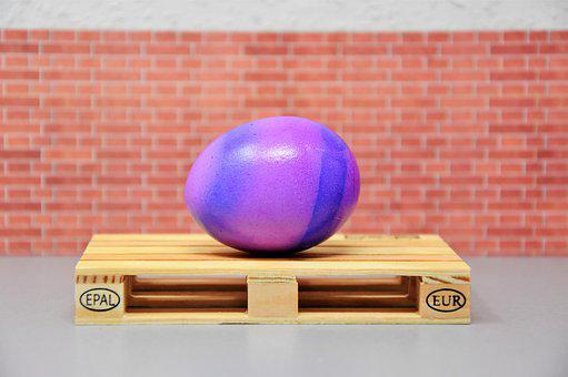 Easter Egg, Easter, Colored, Colorful, Egg, Color