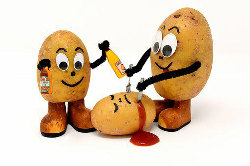 Cannibals, Funny, Potatoes, Beer, Beverages, Celebrate
