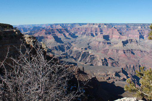 Grand Canyon, Us Travel, All Strips, Mather Point