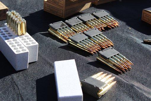 Bullet, Guns, Outdoors, Weapon, Pistol, Military