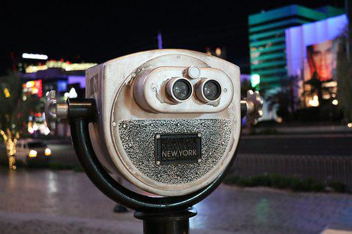 Car, Travel, Street, Las Vegas, New York, United States