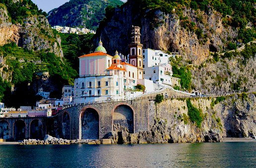 Architecture, Water, Town, Travel, Tourism, City, Sea