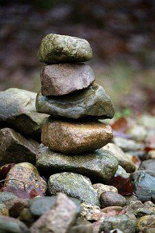 Rock, Stone, Nature, Boulders, Tower