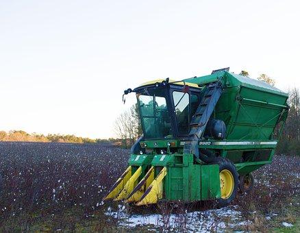 Machine, Machinery, Tractor, Soil, Industry, Equipment