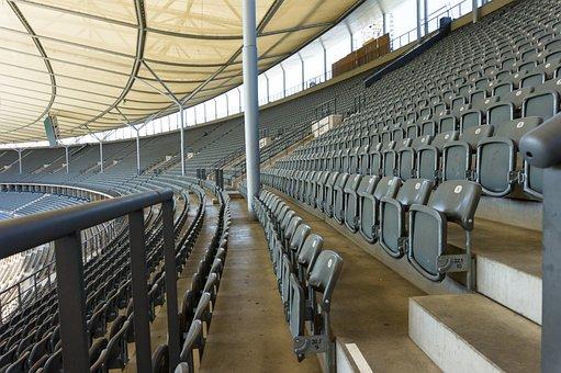 Series, Stadium, Empty, Seat, Tribune