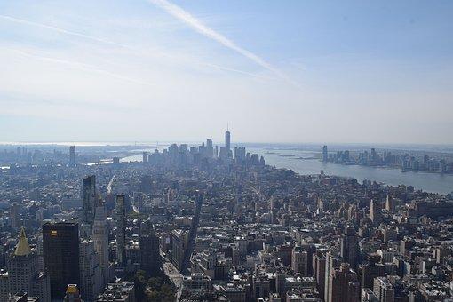New York, Usa, Nyc, Manhattan, American, Architecture